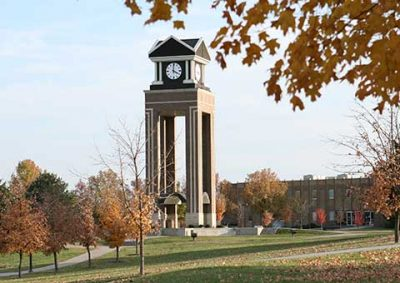 Missouri Western Clock Tower