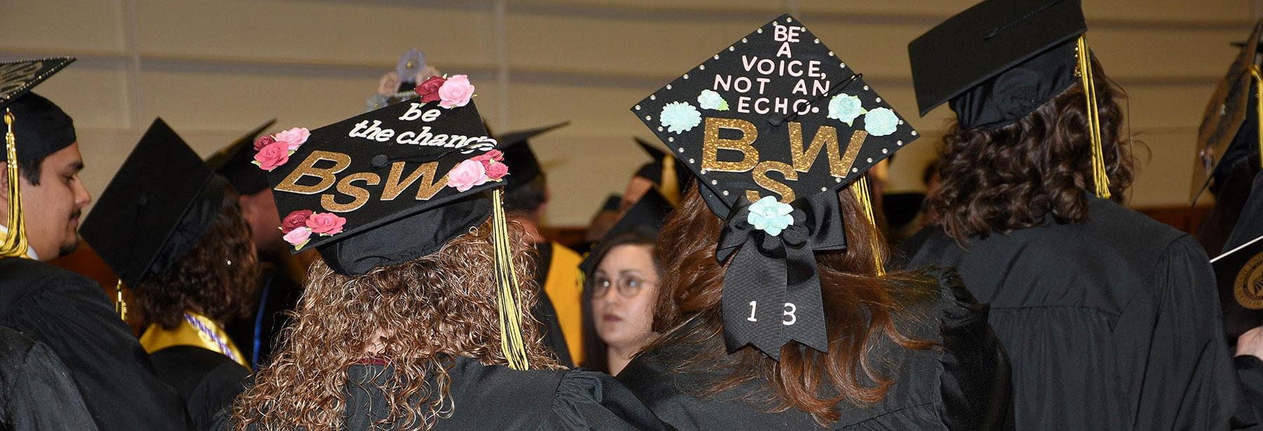 MWSU graduates