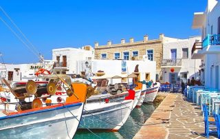 Travel with MWSU Alumni to Greece in May 2019