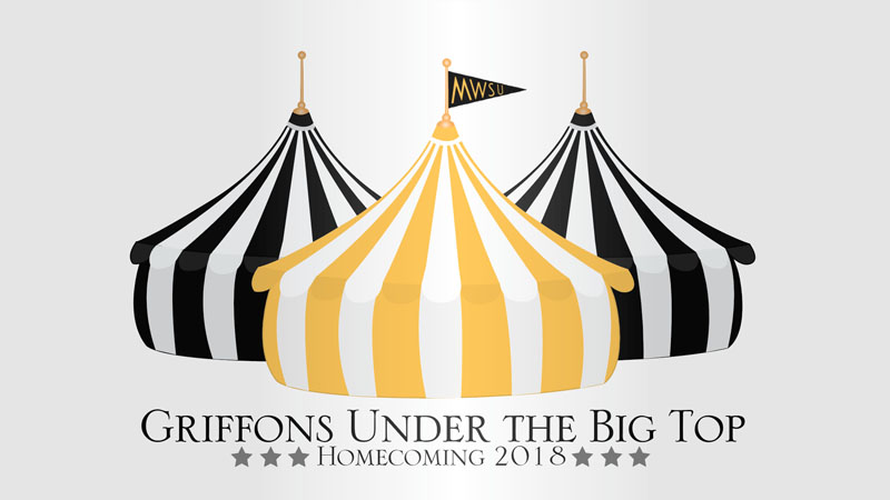 Griffons Under the Big Top: Homecoming 2018