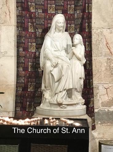 The Church of St. Ann