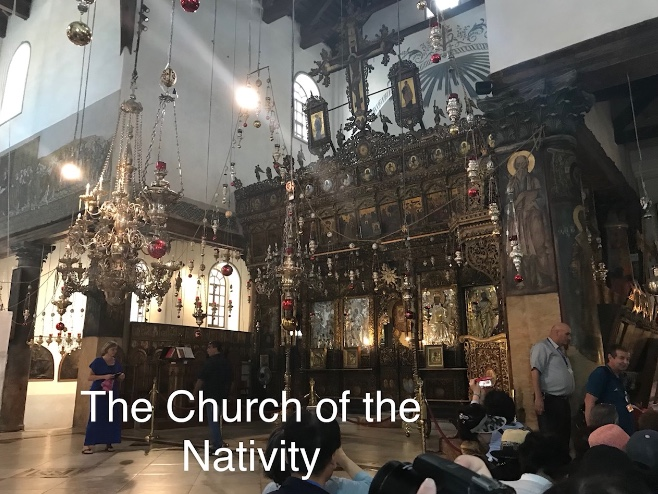 The Church of the Nativity