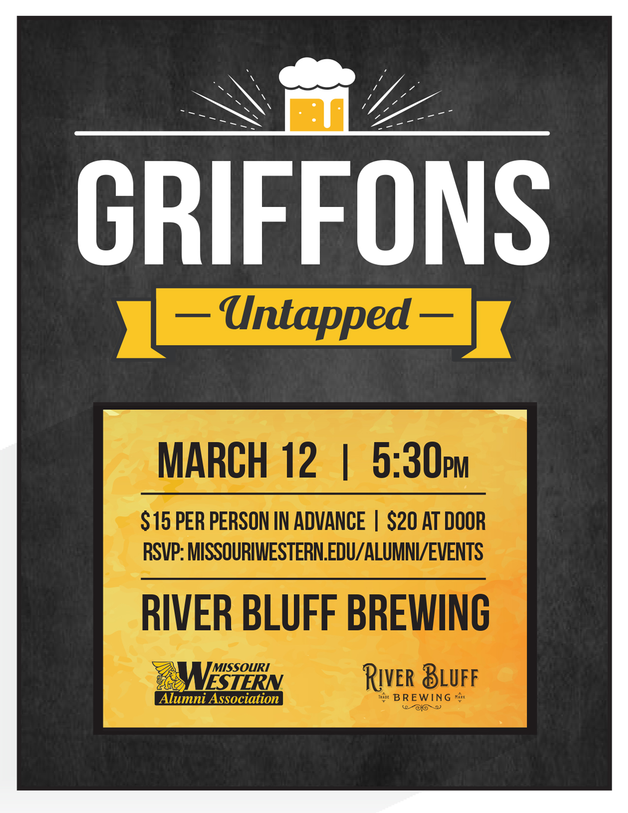 griffons untapped