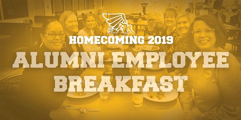 Alumni Employee Breakfast