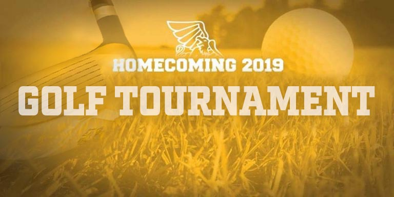 Homecoming 2019 Golf Outing