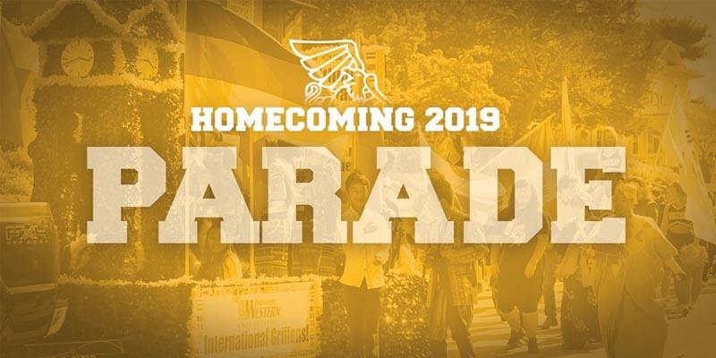 Homecoming 2019 Parade