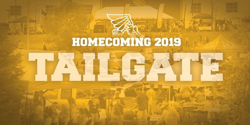 Tailgate - homecoming 2019