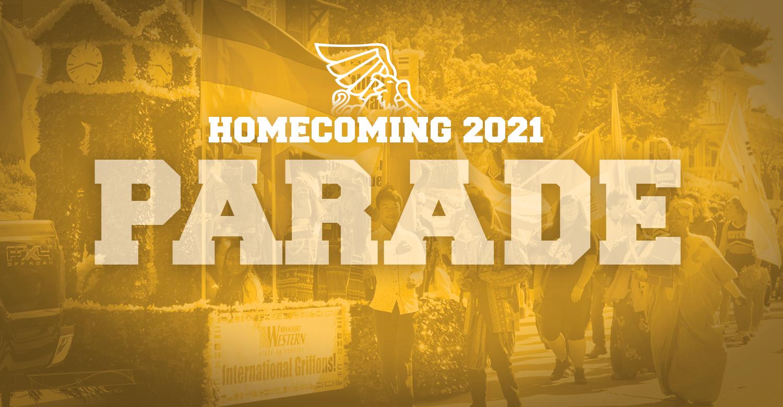 Homecoming Parade – 2021