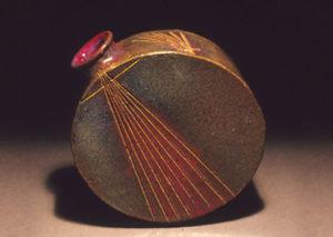 Ceramic piece of art