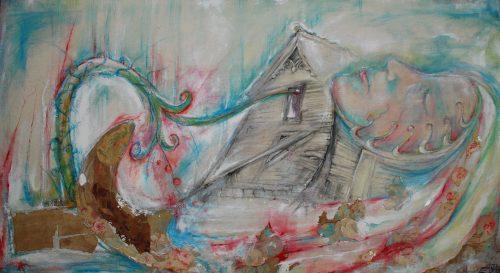 Seeds- The Plow Dream by Brenda Archdekin Reilly