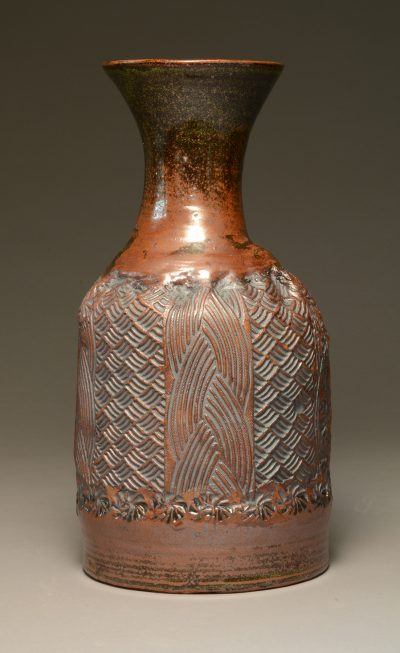 Textured Bottle by Leila Hicks