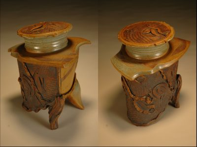 Jar by Dennis Olson
