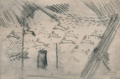 Flock by Dana Rudolph