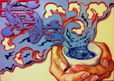 My Cup Runs Over by Sara Barati