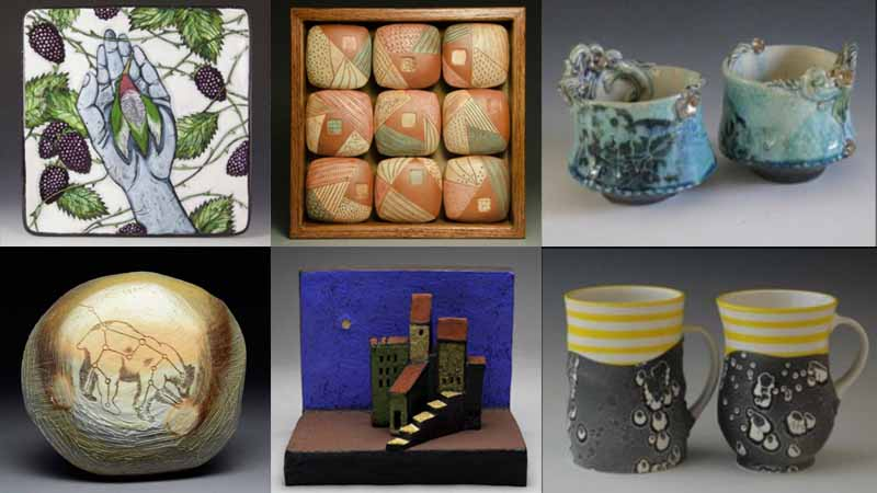 Twin Cups National Juried Ceramic Exhibition