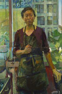 Kathy Liao-Self Portrait KCMO