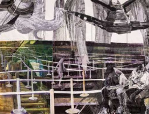 Art faculty receives prestigious Charlotte Street Foundation Visual Artist Award