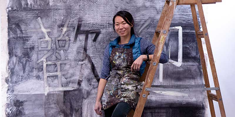 Kathy Liao - Photo by Christopher Smith