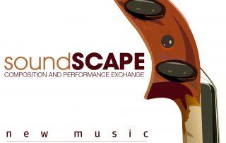 SoundScape Poster, by Christine Koterman