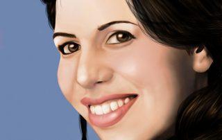 Laura, by Malyssa Giesken