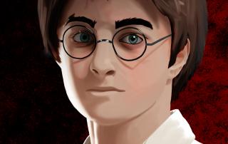 Poppa Digital Harry Potter
