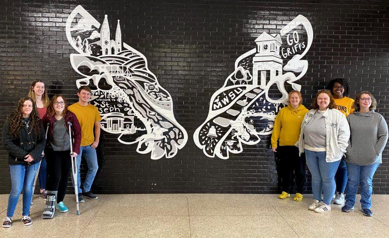 AIGA Mural