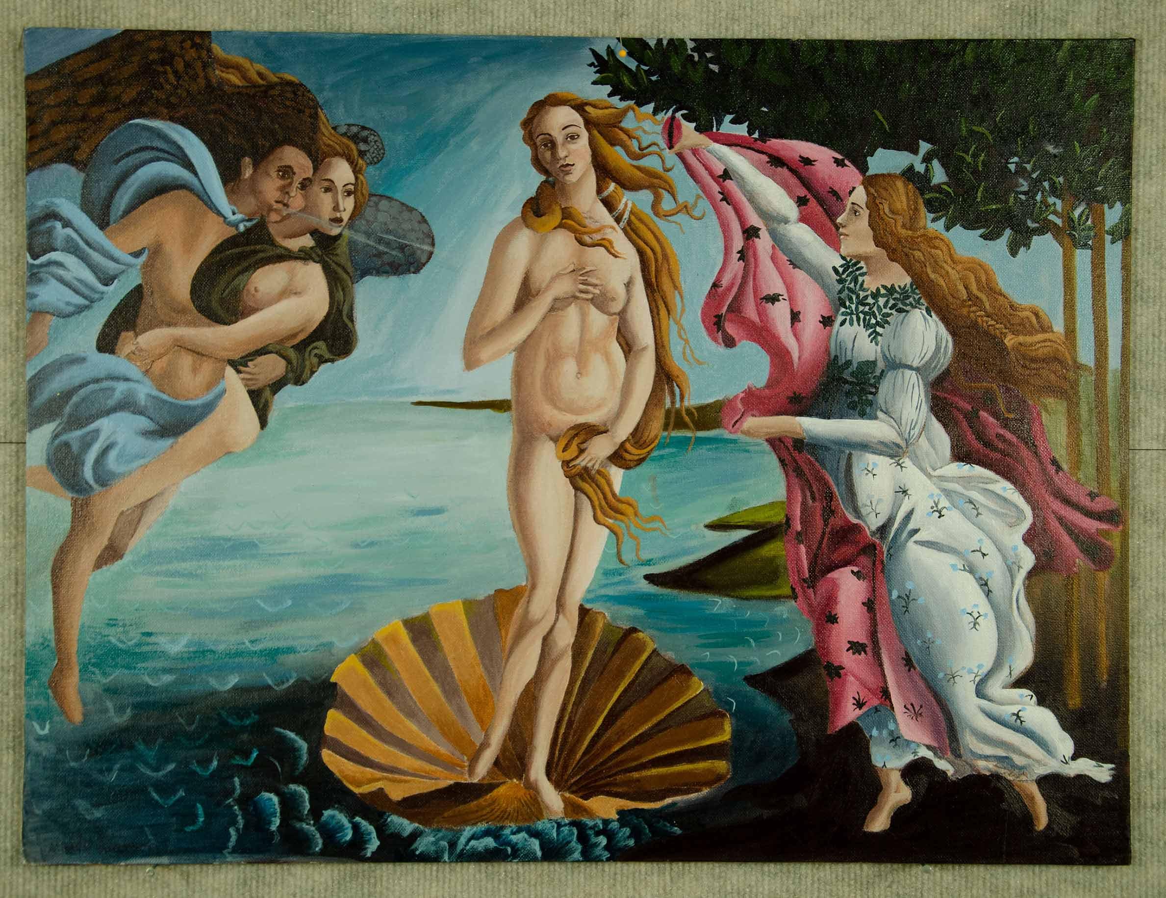 Venus, Replication