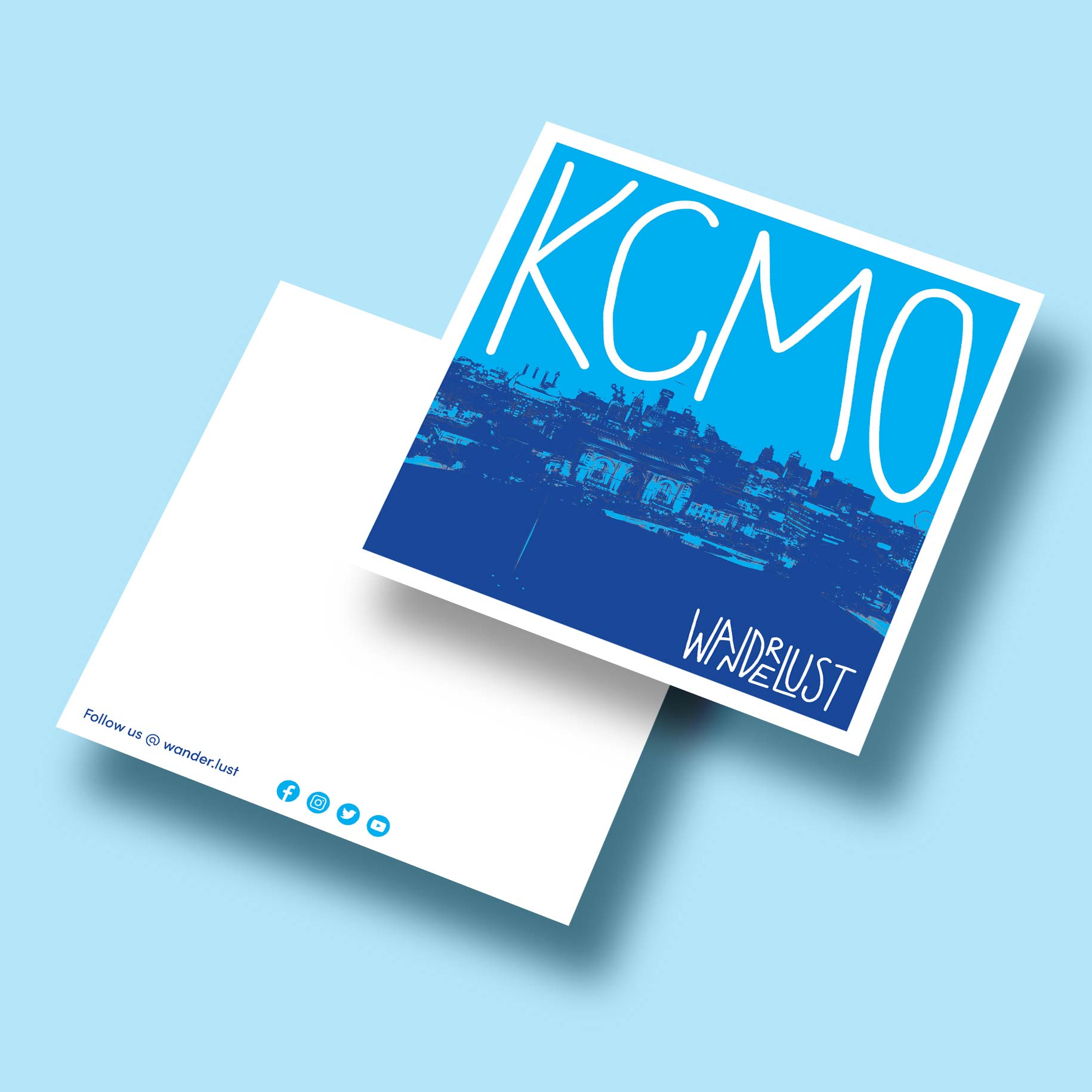 KCMO Postcard
