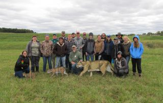 Student Chapter of The Wildlife Society