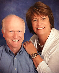 Dr. Mark and Mary Margaret Laney