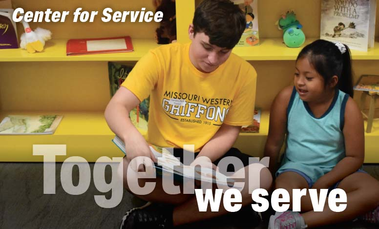Center for Service - Together We Serve