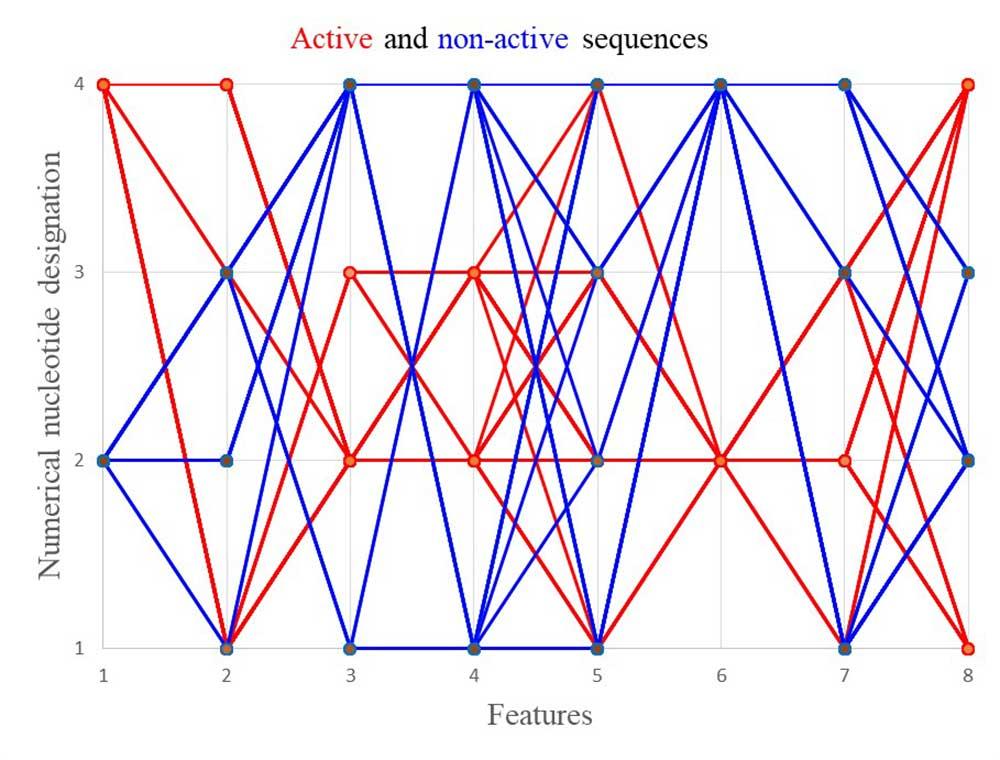 Active and Non-active sequences