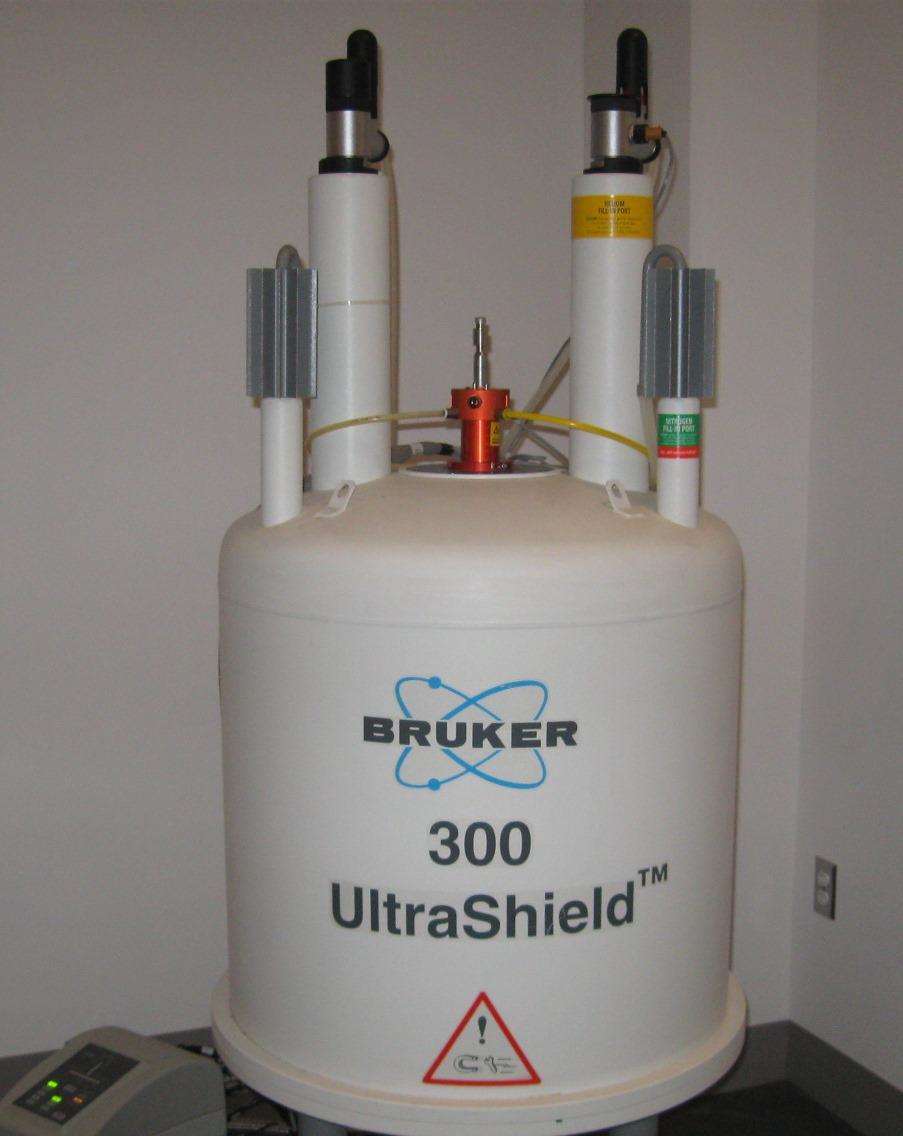 Bruker Avance 300 MHZ NMR