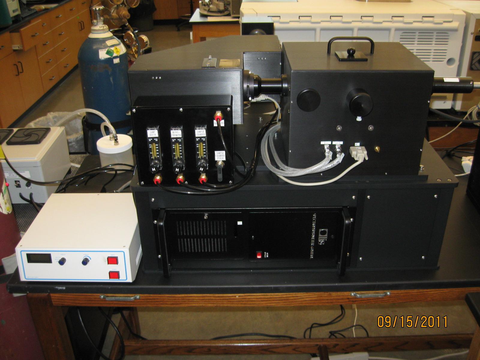 Olis Circular Dichorism Spectrometer