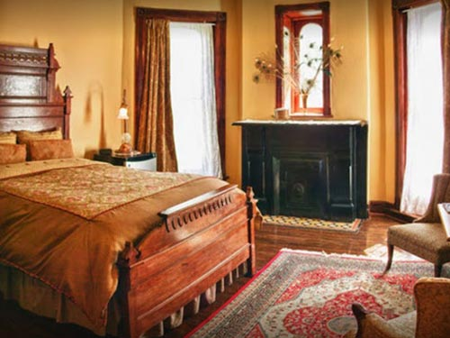 2 historic bed and breakfasts