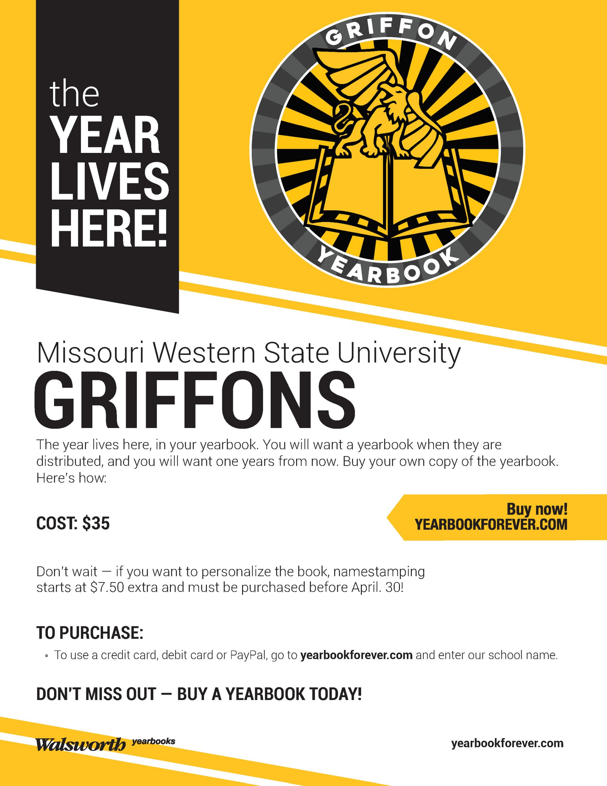 Griffon Yearbook