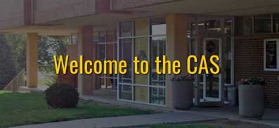 Welcome to the CAS