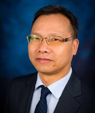 Dr. Jinwen Zhu