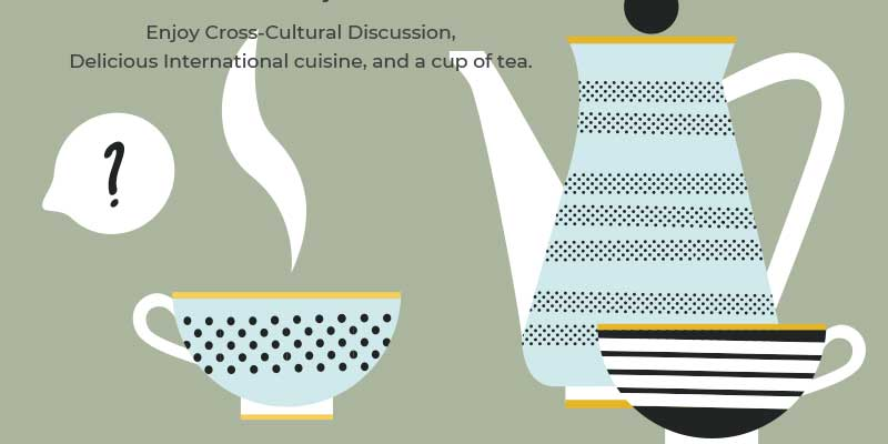 This is an opportunity for people to exchange culture among different backgrounds in a safe environment. It aims to overcome misconceptions and stereotyping in variety of topics in certain cultures.