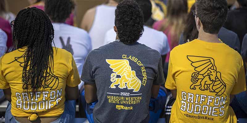 new Missouri Western students - admissions griffon edge program