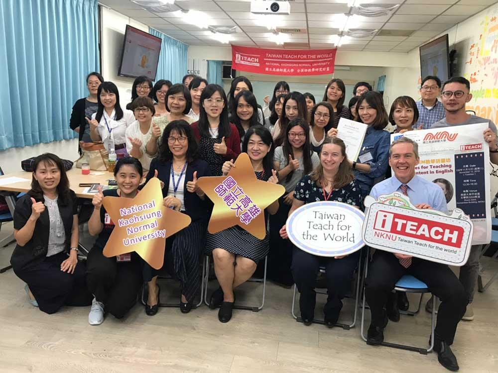 Taiwanese English Language Specialist Project