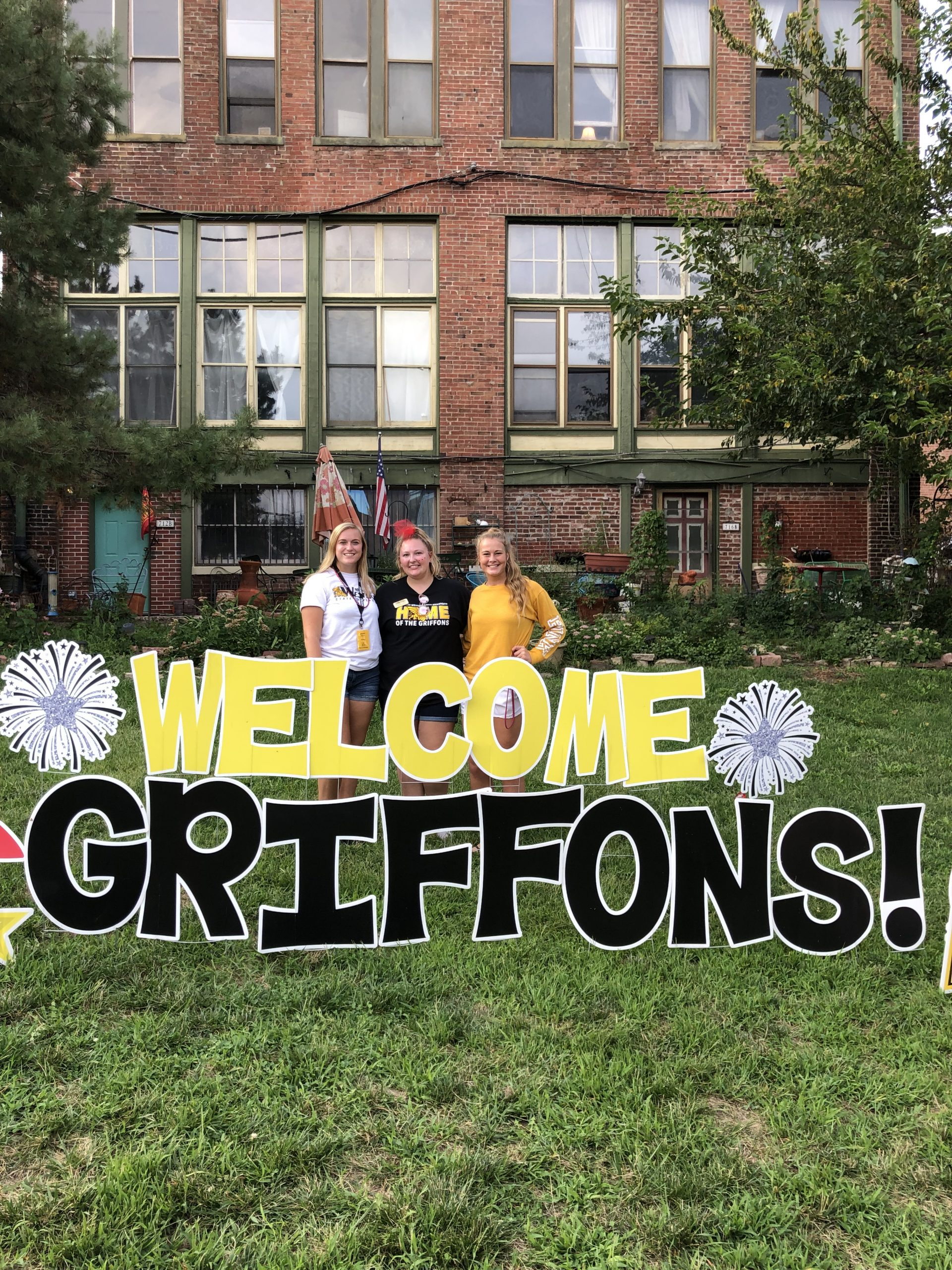 Welcome Griffons