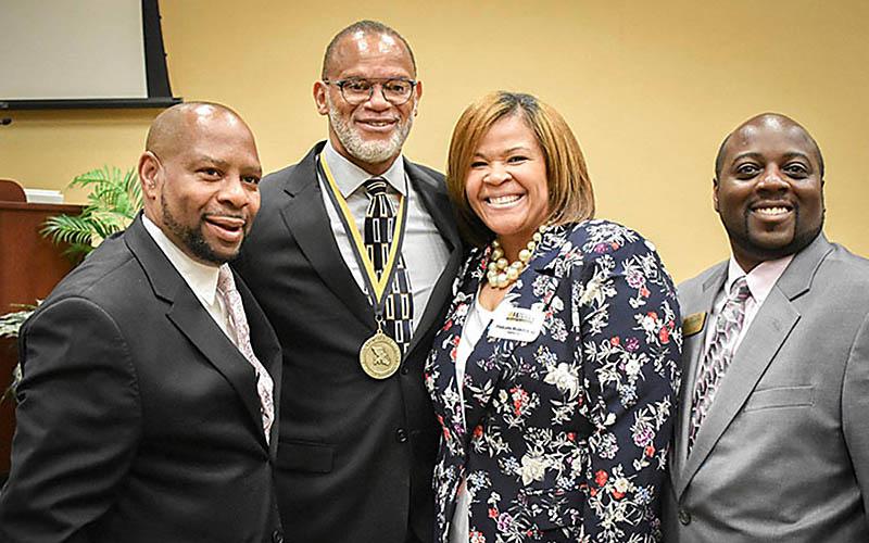 MWSU alumni award banquet