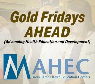 Gold Fridays AHEAD