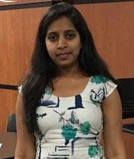 Srinitha Mandadi
