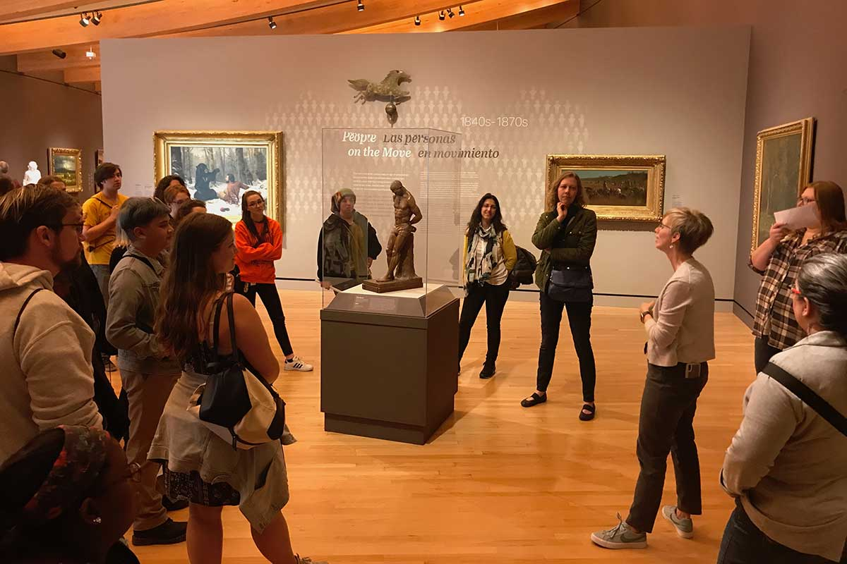 Crystal Bridges Tour