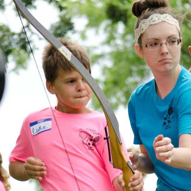 Lifetime Sports Academy - archery lesson