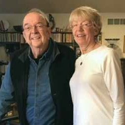 Dr. Jim and Carol Roever