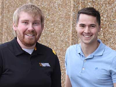 Alec Guy & Brock Ryan