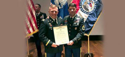 2nd Lt. Dallas Thomas
